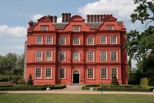 Kew Palace in Kew Gardens