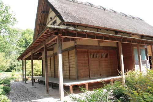Japanese Minka House