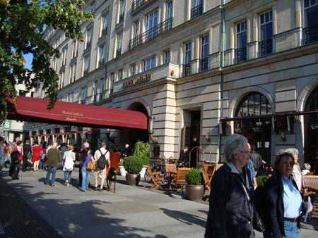 Hotel Adlon.