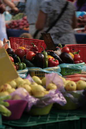 Produce from Provence